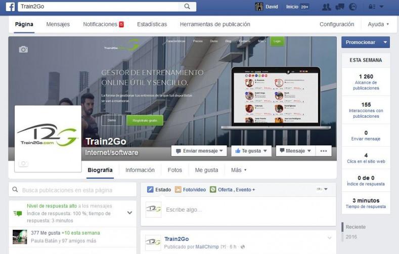 T2G Facebook