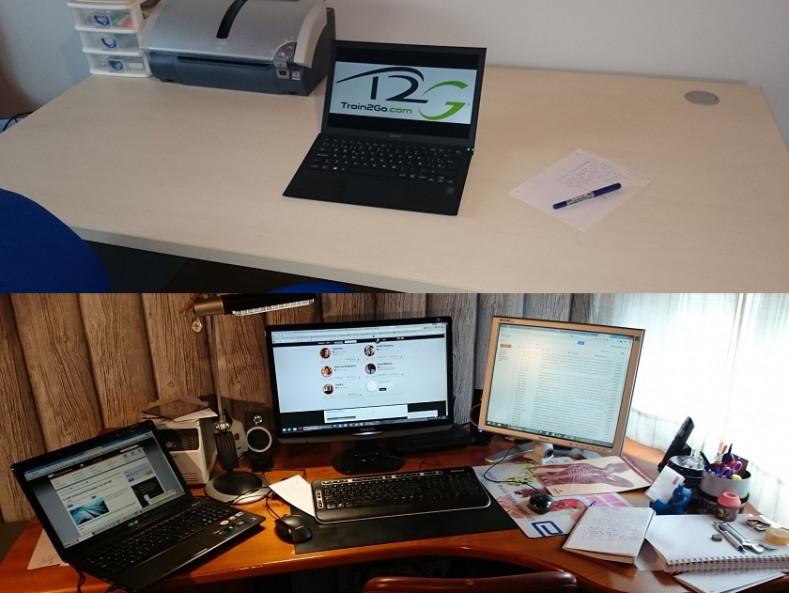 ProductividadPersonalEntrenadorTrain2Go